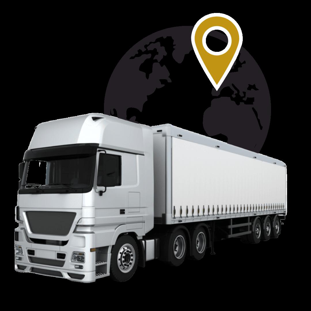Site Transportadora - Imagens